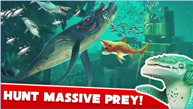 hungry shark world hack mod apk