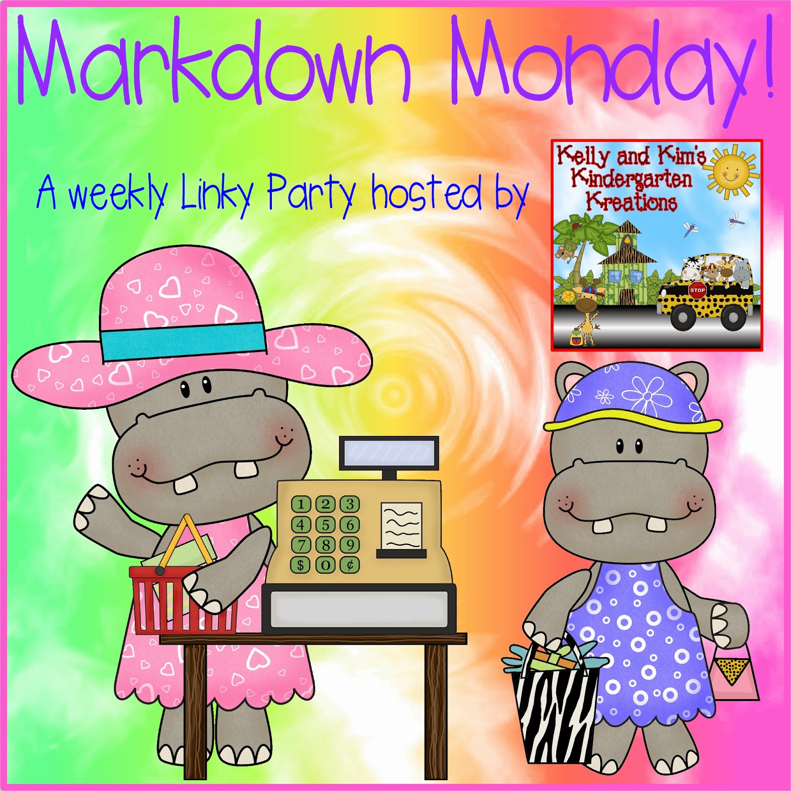 http://kellyandkimskindergarten.blogspot.com/2014/08/markdown-monday-linky-party-august-11th.html