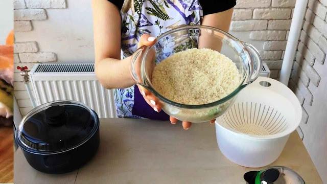 какой нужен рис для суши