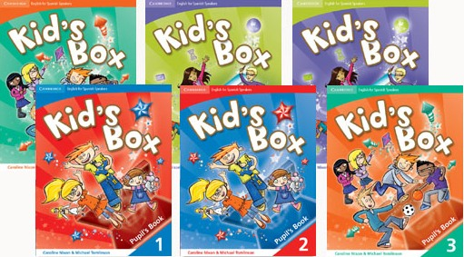 KID'S BOX (PRIMARY 1-6)