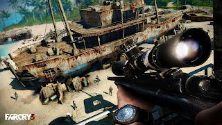 Far cry 3 Sniper Wallpaper