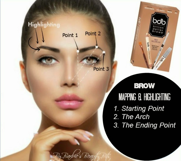Transform Your Eyebrows In 5 Easy Steps | Barbie's Beauty Bits