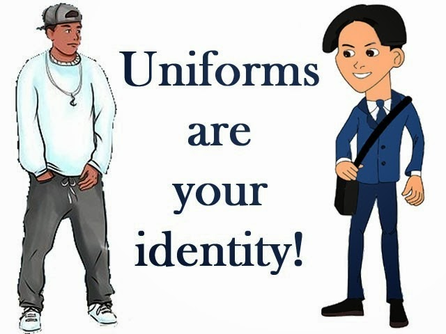 why students wear uniforms