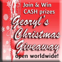 Join GEORYL's Christmas Giveaway