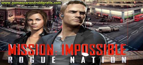 Download Mission Impossible RogueNation v1.0.4 Apk + Data