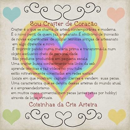 Crafter de Coração