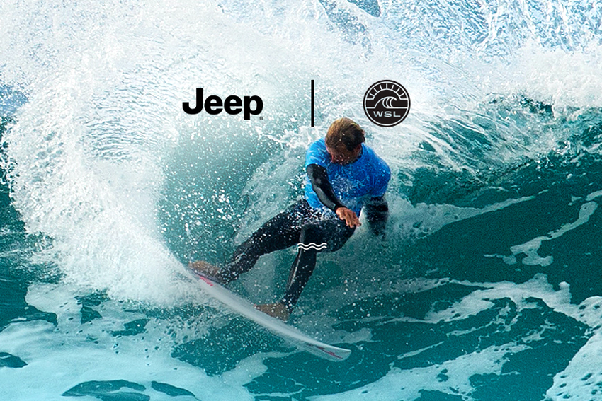 Jeep Brand Partners With The World Surf League WSL Wheelsology - Wsl mazda