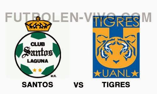 Santos vs Tigres