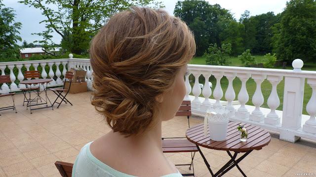 fryzura ślubna wykonanie Weronika Słupek