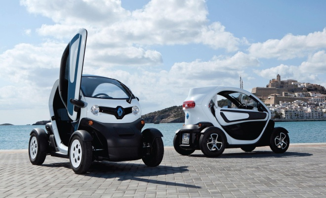 renault twizy what the papers say. Black Bedroom Furniture Sets. Home Design Ideas