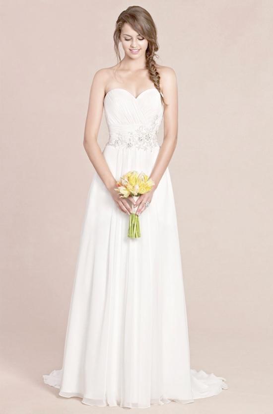Affordable and Elegant Wedding Dress