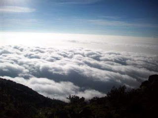 Puncak Gunung Lawu