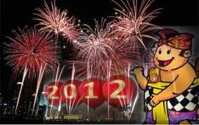 Tempat Wisata Tahun Baru 2012