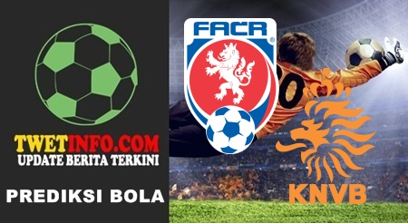 Prediksi Czech Republic U20 vs Netherlands U20