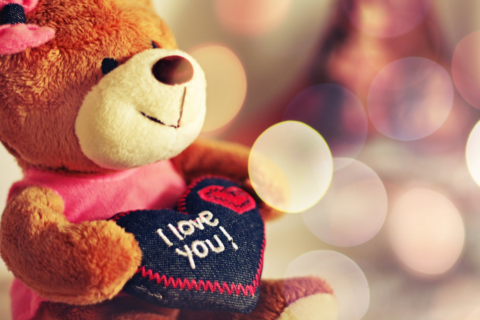 Valentine Teddy Bear Wallpapers
