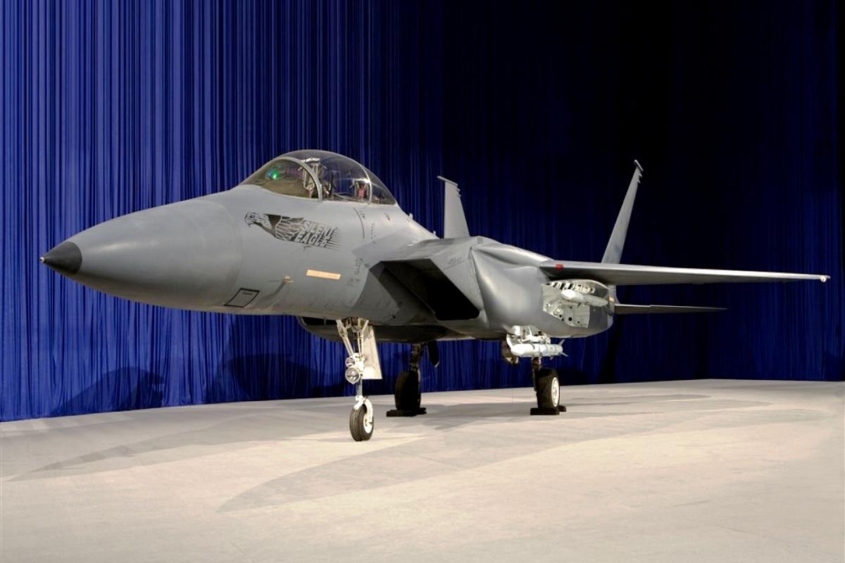F-15SE Silent Eagle (Foto 1)