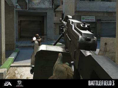 Battlefield-3-iOS-Screen-1 Veja como será Battlefield 3 para iPad (e iPhone)