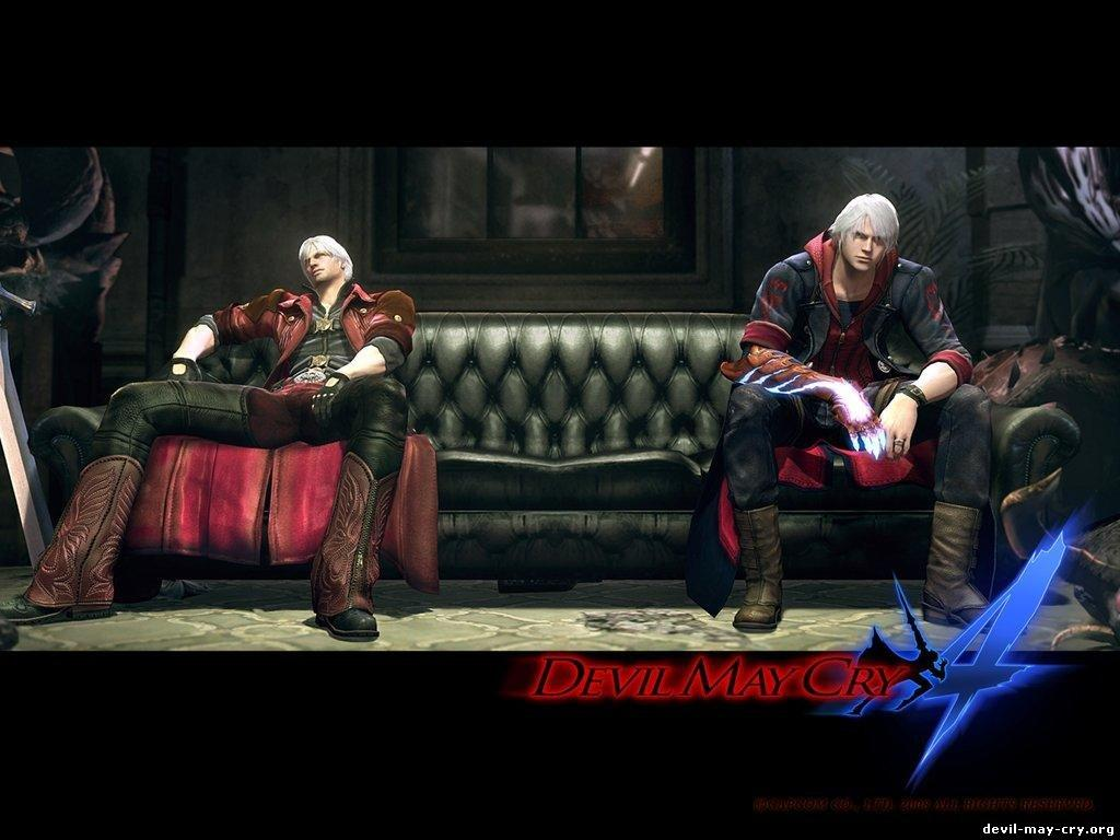 Devil May Cry HD & Widescreen Wallpaper 0.625457741789178