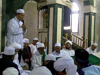 Hidayat Nur Wahid mendoakan Habib Munzir
