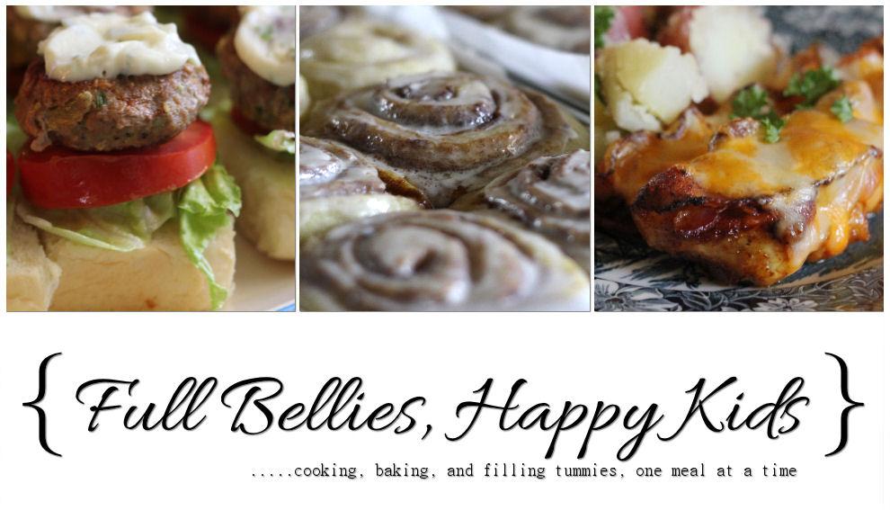 Full Bellies, Happy Kids