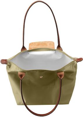 Longchamp Khaki