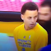 Stephen Curry annoyed as Rockets send rookie for captains handshake (Video)