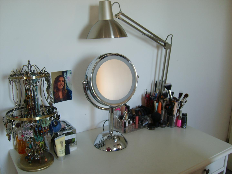 LAURA\'S BEAUTYBLOG: Babyliss make-up spiegel (8438E)