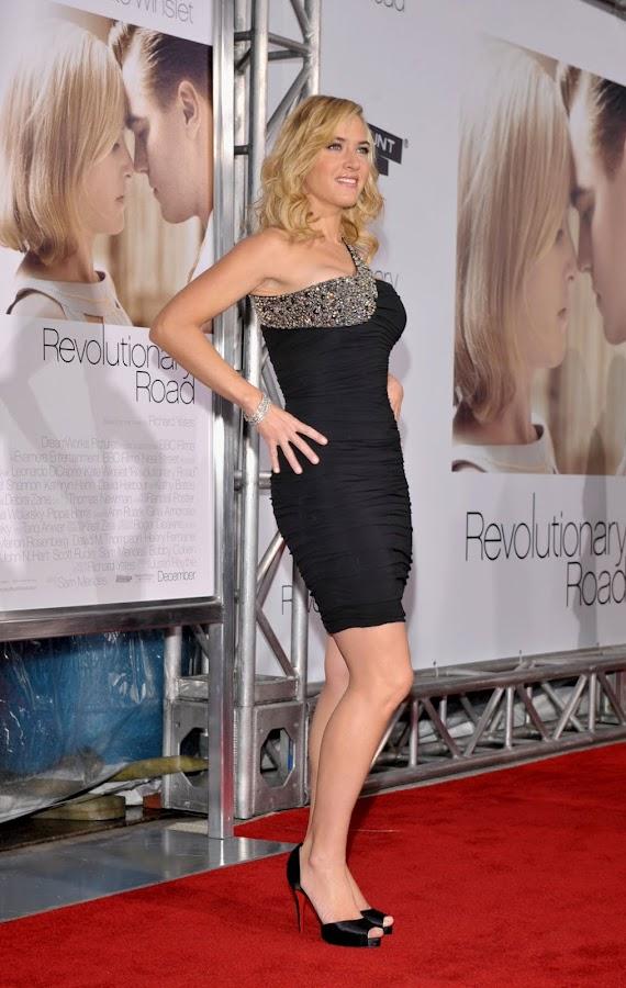 Kate Winslet in Los Angeles