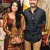 Sneha Mustard and Maroon Salwar