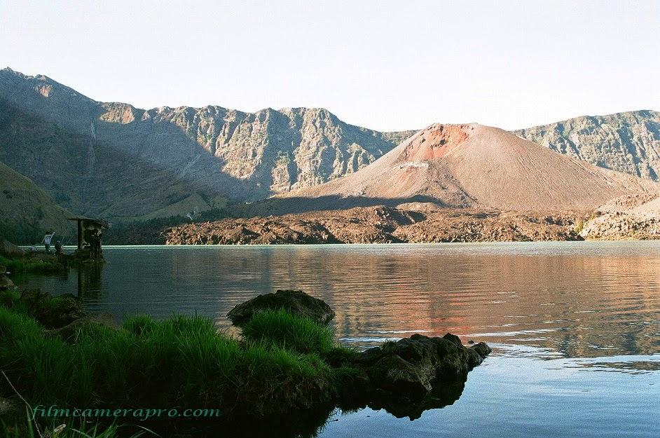 Barujari volcano, Rinjani