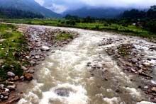 Balasan River fears Dudhay villagers