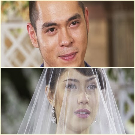 Jessy Mendiola and Jake Cuenca Tie the Knot in Maria Mercedes