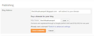 Google Apps Domain Registration - check availability
