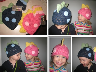 Review KWBloom Knit Dinosaur Kid Hat