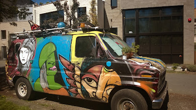 Mural Van