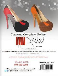 daw calzados navidad 2012