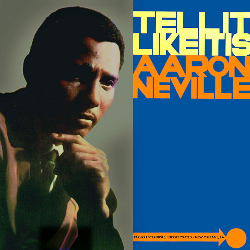 Aaron Neville Who i am Aaron Neville Let's Live