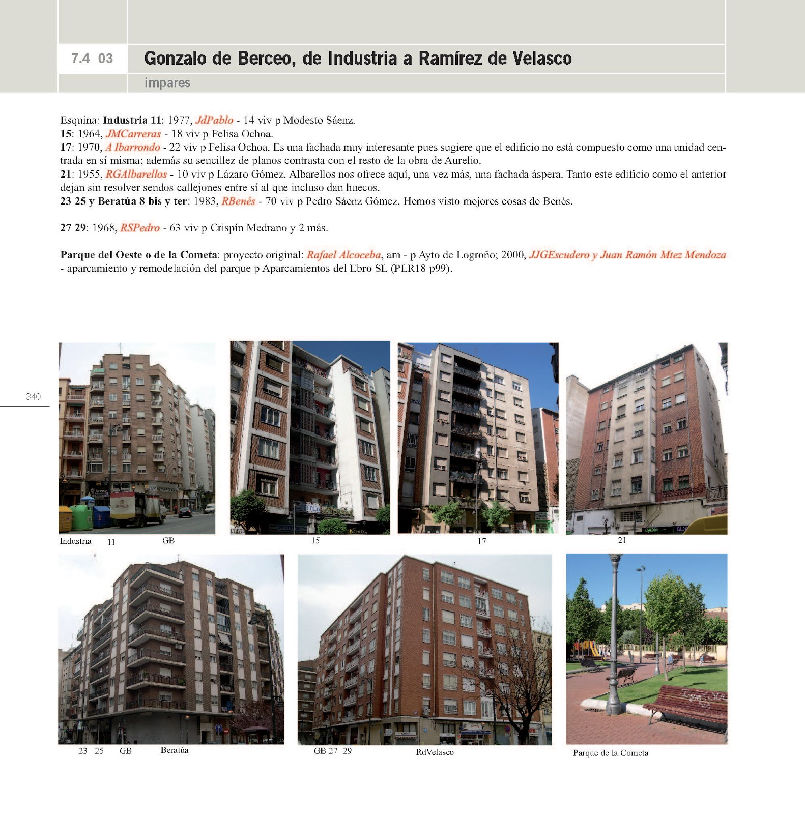 Guia De Arquitectura De Logro O Paginas 7 4 03 Gonzalo