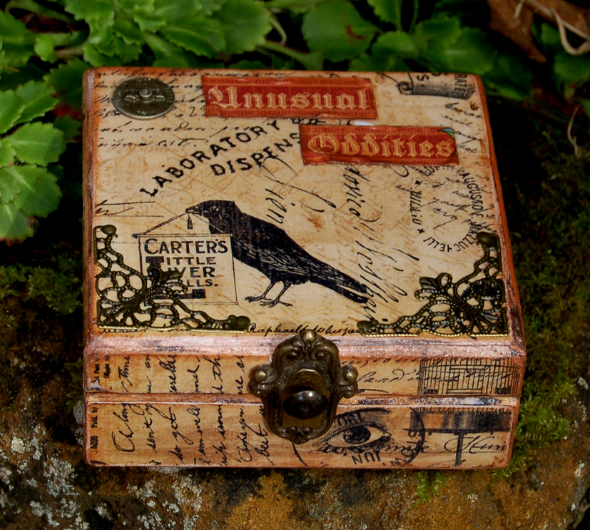 Altered Craft Boxes