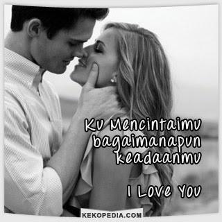 Gambar Dp BBM I Love You