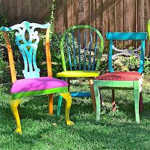Bohemian Chair Boho Furniture
