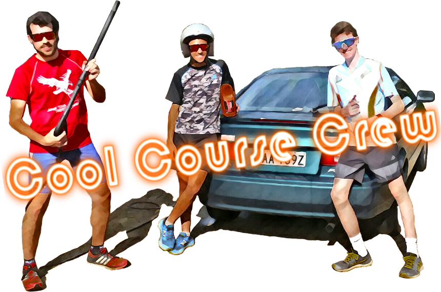 Cool Course Crew