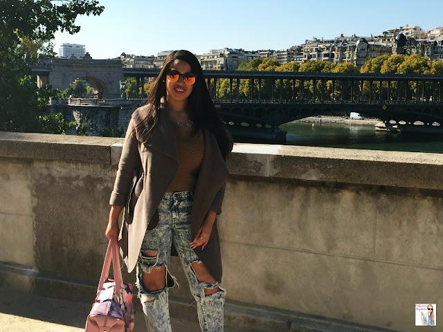 La Seine Paris Eiffel Tower visit