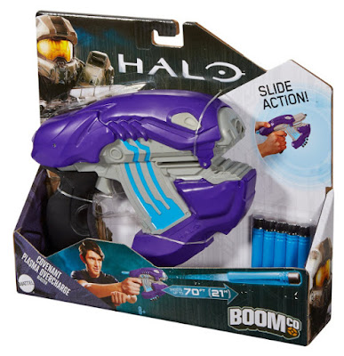 TOYS : JUGUETES - BOOMco : HALO  Covenant Plasma Overcharge | Pistola - Blaster Producto Oficial 2015 | Mattel DKN75 | A partir de 6 años Comprar en Amazon España & buy Amazon USATOYS : JUGUETES - BOOMco : HALO  Covenant Plasma Overcharge | Pistola - Blaster Producto Oficial 2015 | Mattel DKN75 | A partir de 6 años Comprar en Amazon España & buy Amazon USA