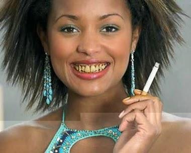 Tooth, SMoking