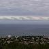"""""""Ondas de Kelvin"""": Extraño patrón de nubes registrado en Piriápolis"""