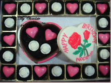 Coklat Box With Coklat Praline