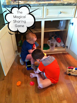 toddler manners sharing game