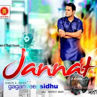 Jannat – Gagandeep Sidhu Free Punjabi MP3 Songs Download