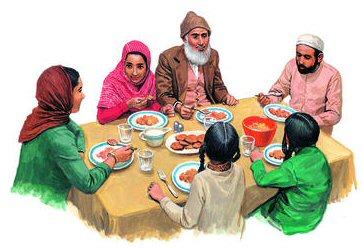 Hukum Puasa Ramadhan bagi Muslim